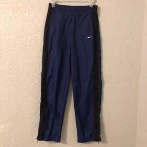 Nike Royal Blue Jogging Pants Size Small